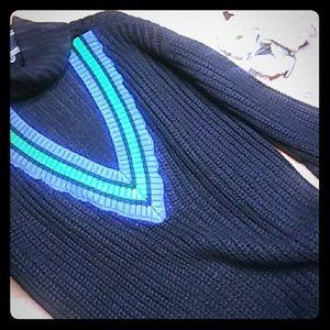English Rose Long Sweater